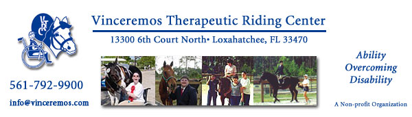 Vincermos Therapeutic Riding Center